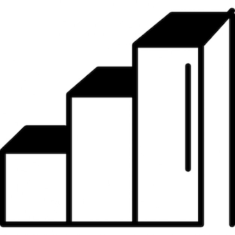 Ascendant bars graphic