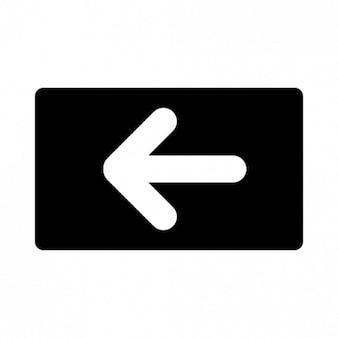 Backspace. arrow point to left.