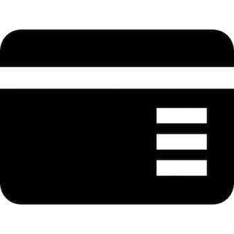 Banking card