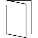 Basic blank folder