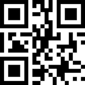 Blackberry QR code variant