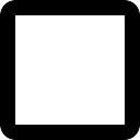 Blank check box