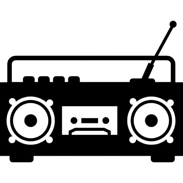 boombox vectors photos and psd files free download rh freepik com boombox vector icon old boombox vector
