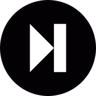 Button advance next song