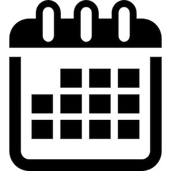 時間組織のカレンダーツール
