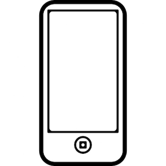 Cellphone with one button