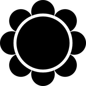 Circular flower variant