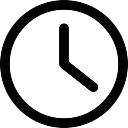 clock square vectors photos and psd files free download rh freepik com clock icon vector png alarm clock icon vector