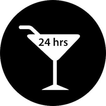 Cocktails 24 hours