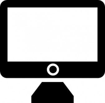 Computer screen sketch