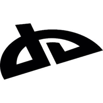 Deviantart web logo