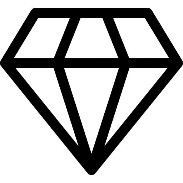 diamond outline vectors photos and psd files free download rh freepik com round diamond shape vector diamond shape pattern vector