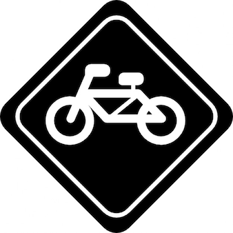 Ecological bicycle transport signal