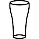 Empty Long Glass