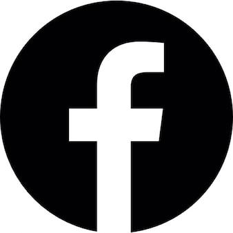 Facebook circular logo