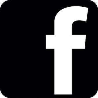 Facebook social network symbol