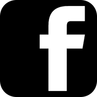 Facebookの正方形のロゴ