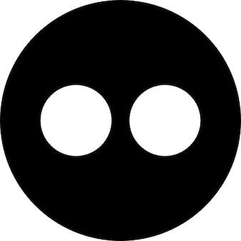 Flickr circle
