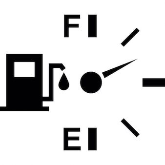 Fuel counter