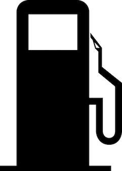 Fuel station logo Free Icon