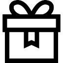 Giftbox outline
