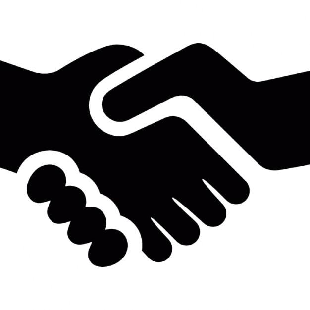 shake hands vectors photos and psd files free download rh freepik com shaking hands vector icon shaking hands vector png