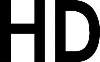 Hd логотип