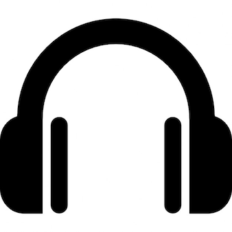 Headphone symbol
