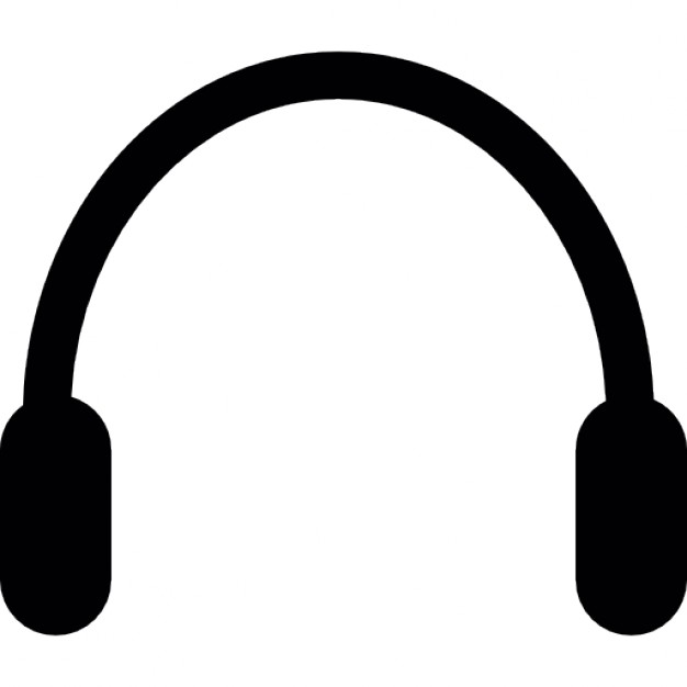 Headset silhouette