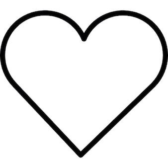 Сердце наброски