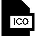 Ico extension Icons - 19 free vector icons