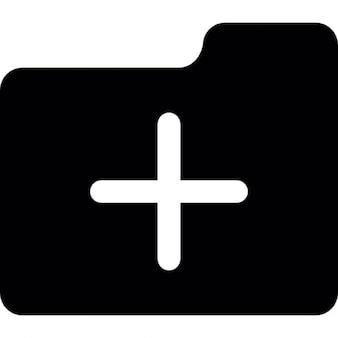 Icon folder add