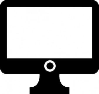 のimacコンピュータ