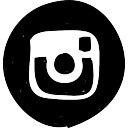 Black Instagram Icon For Facebook Instagram photo camera...