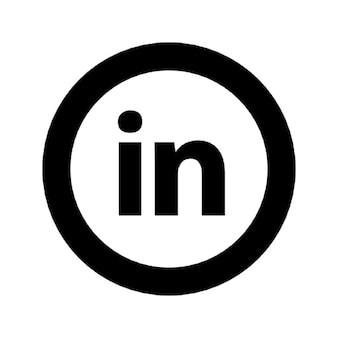 Linkedin круговой