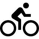 マンサイクリング