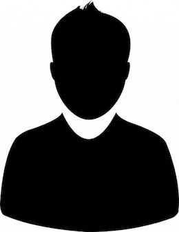 Человек dark avatar