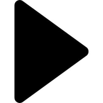 Media play symbol