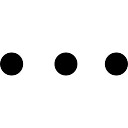 More button of three dots
