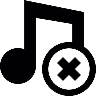 Music cancel