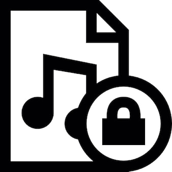 Music document security