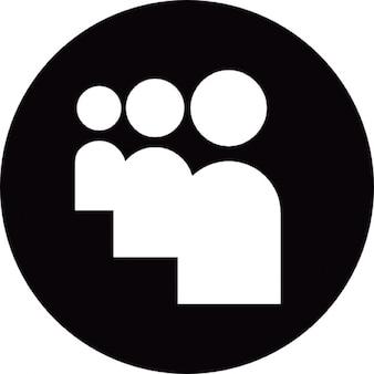 Myspace social share