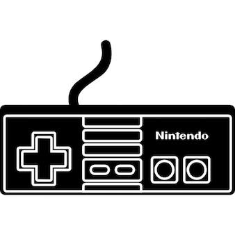 Nintendo game control