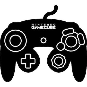 Nintendo gamecube control