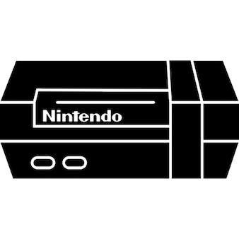 Nintendo games console