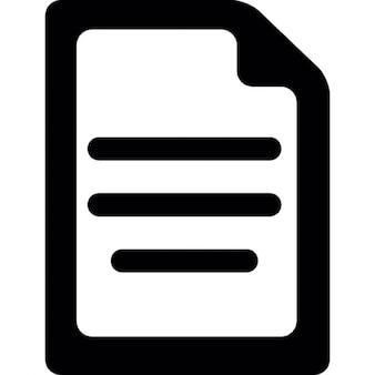 Paper written