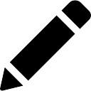 Pencil edit button