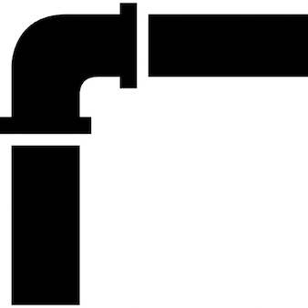 Pipes tubes angle