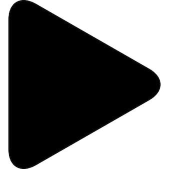 Play button arrowhead