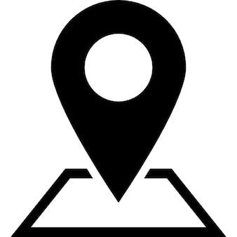 Pointer spot tool for maps